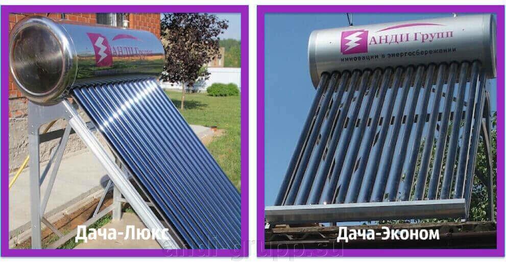 Сравнение солнечных коллекторов