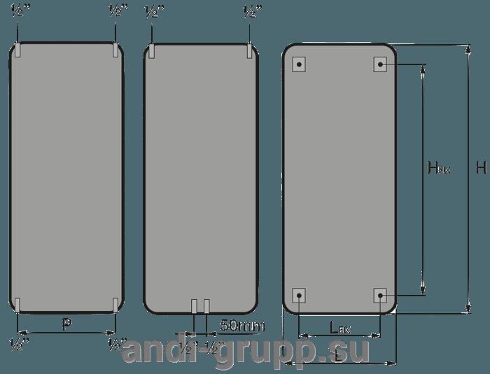 Дизайнерские радиаторы «Классика»  М-605/0,6 зеркальные - фото Дизайнерские радиаторы отопления