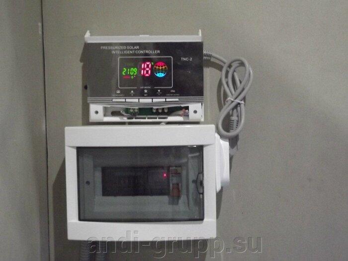 Контроллер солнечного коллектора