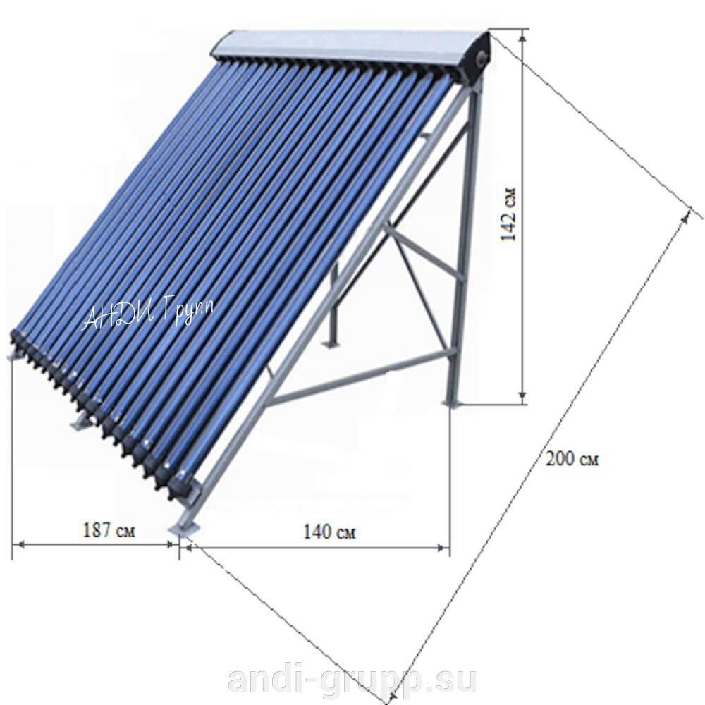солнечный коллектор SCH-24