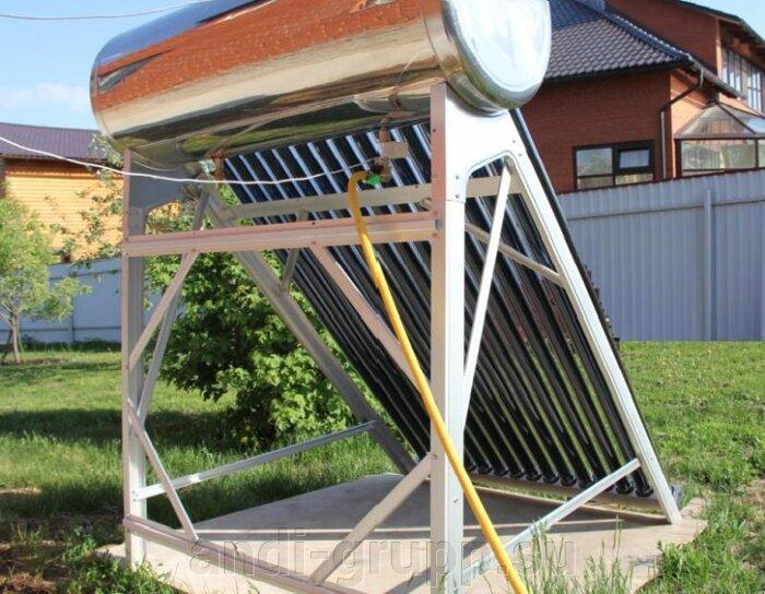 солнечный коллектор Дача-Люкс