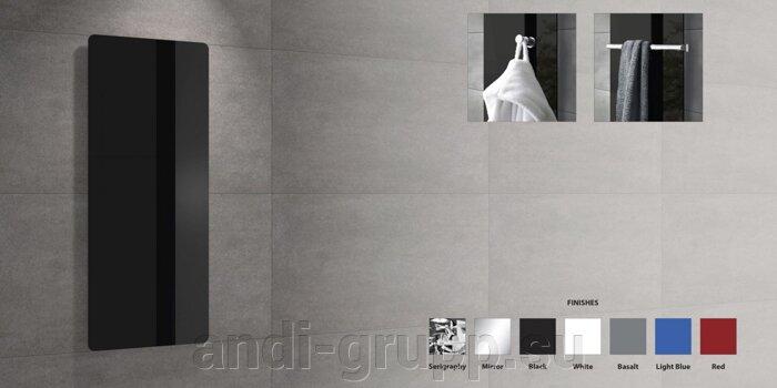 Дизайнерские радиаторы «Классика»  М-605/0,6 зеркальные - фото Радиаторы отопления зеркальные