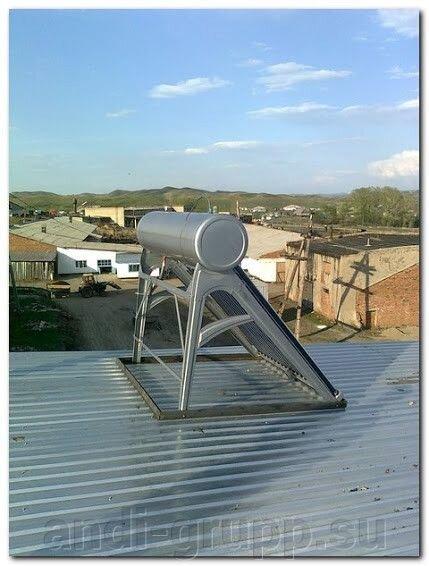 Солнечный коллектор для фермерского хозяйства