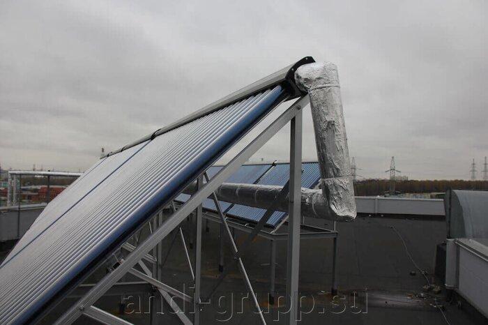 Солнечная сплит-система в ТРЦ «МЕГА Теплый Стан»