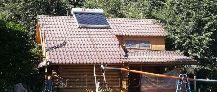 Солнечный коллектор Дача