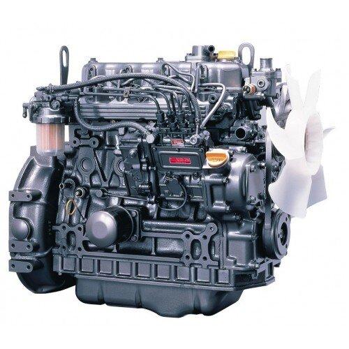 Ремонт двигателя Коматсу 4D94