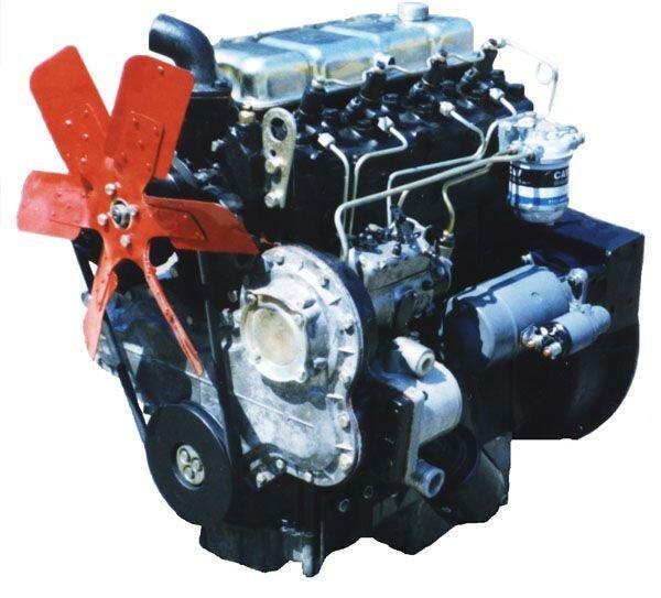 Капремонт двигателя Д3900