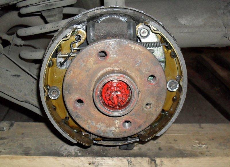 ремонт тормозной системы вилочных погрузчиков