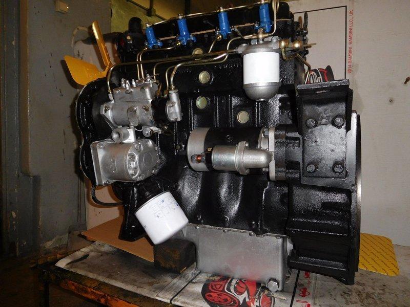 двигатель д390