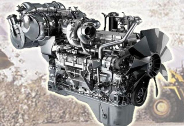 Ремонт двигателя Коматсу 4D92