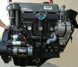 ремонт двигателя Xinchai NC485BPG