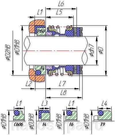 Торцевое уплотнение типа TU MG (Burgmann) - фото pic_8e401fed01a261f_700x3000_1.jpg