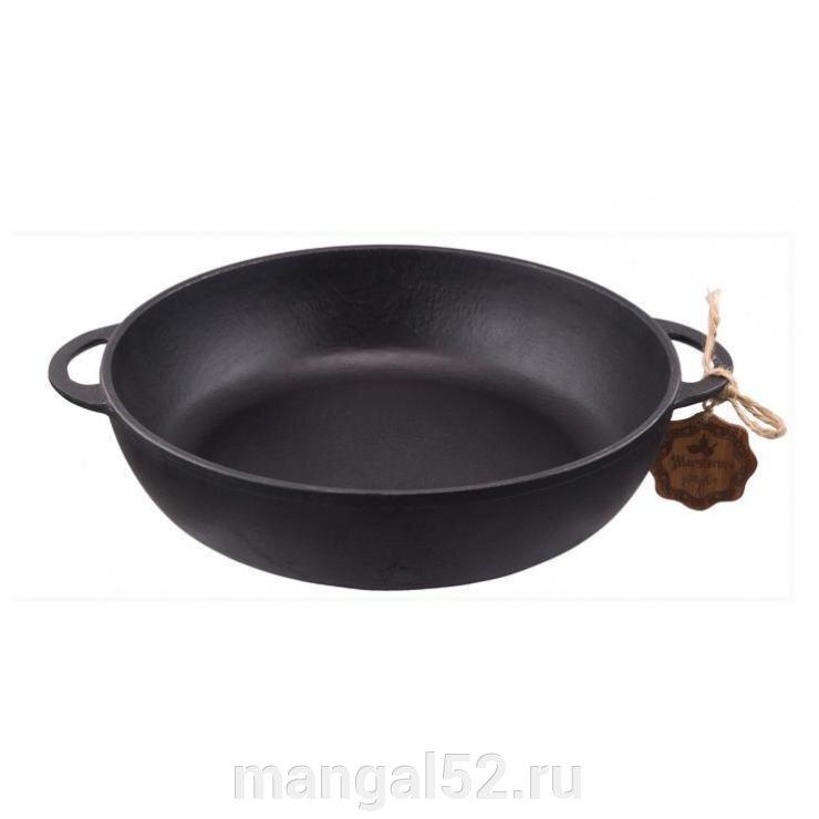 купить чугунную сковороду недорого