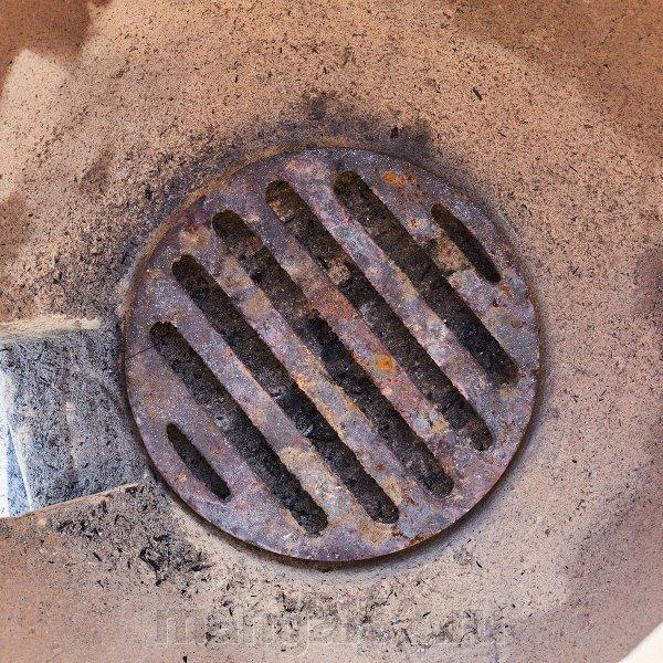 Правила первого розжига тандыра - фото купить тандыр в нижнем новгороде