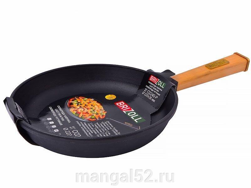 купить чугунную сковороду в Нижнем Новгороде