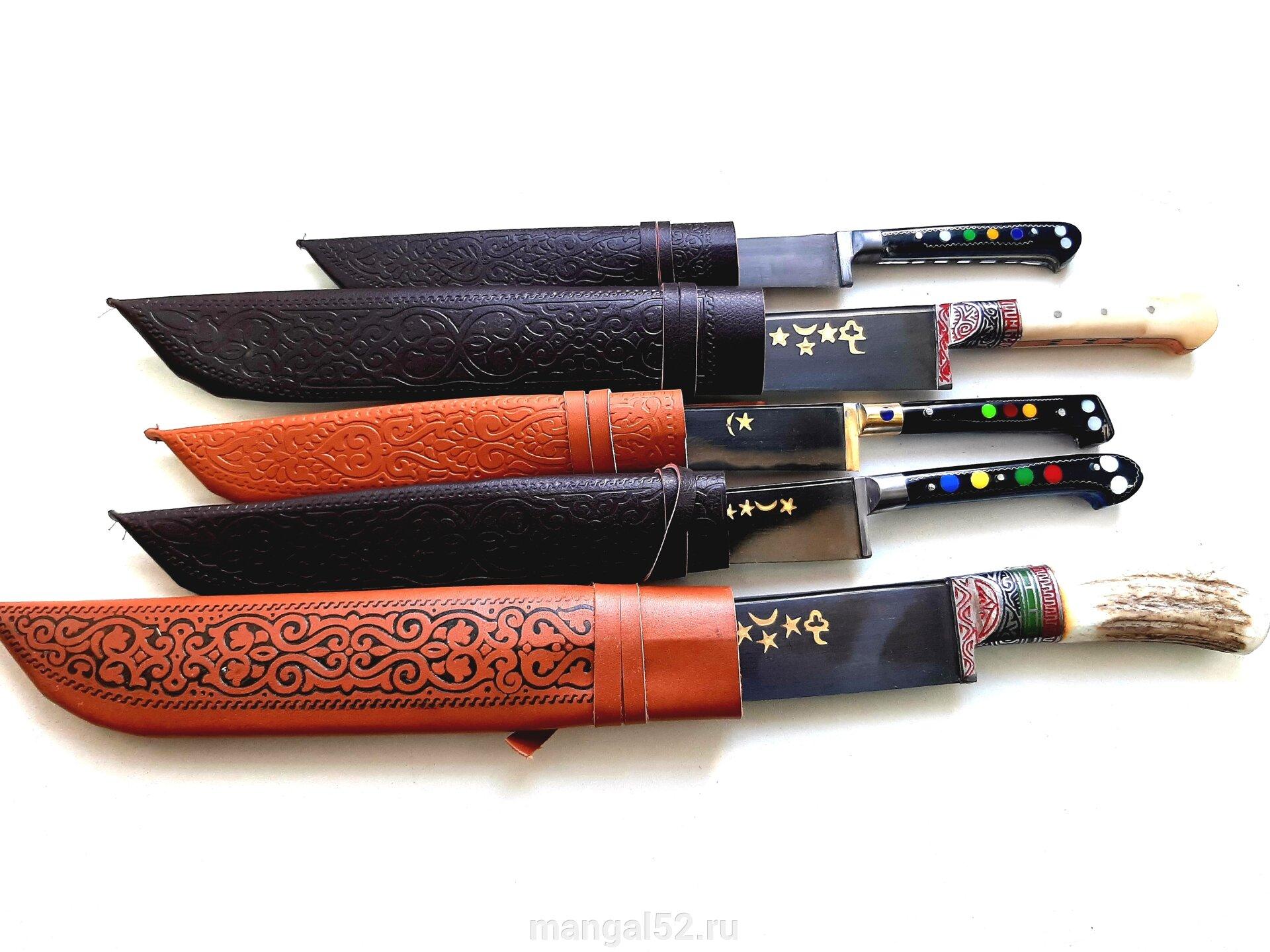 купить узбекский нож, купить клинок-пчак