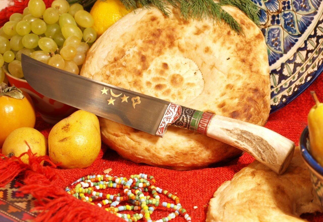 купить узбекский нож-пчак