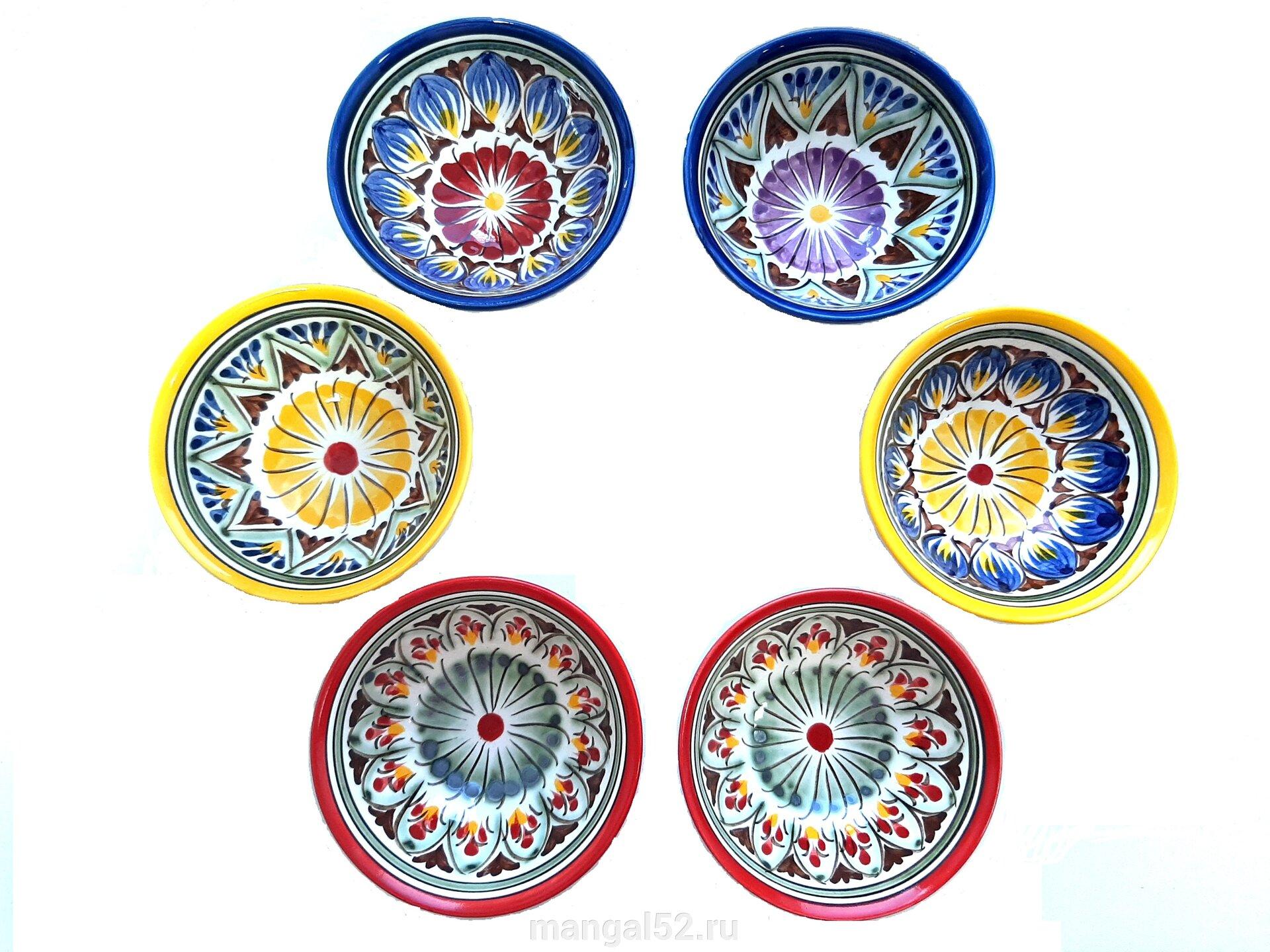 купить фарфоровую узбекскую посуду