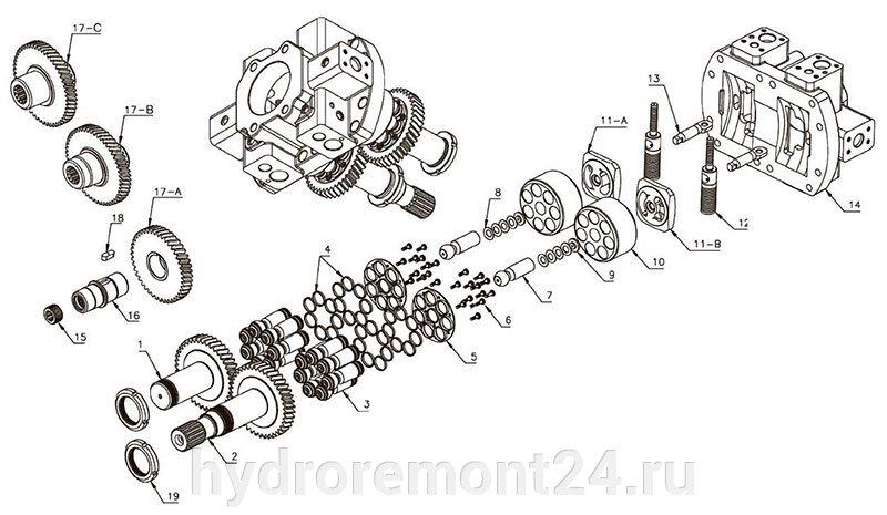 Ремонт гидронасоса Rexroth A8VO - фото pic_239c0491bb6af2e2987f5f07e05df8ba_1920x9000_1.jpg