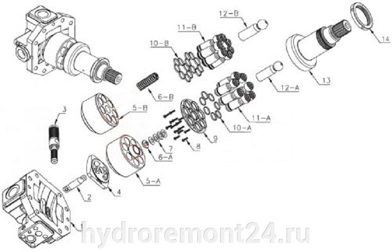 Ремонт гидронасоса  Rexroth A6VM107 - фото pic_c2e63da51b432a31038cad5155a76e05_1920x9000_1.jpg