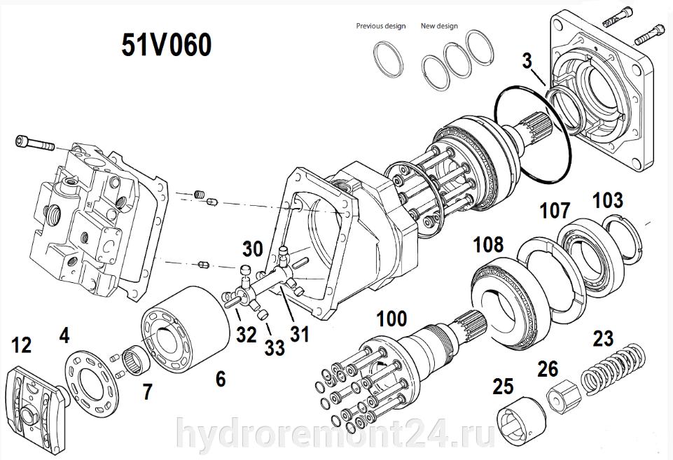 Ремонт гидромоторов Sauer Danfoss 51V060 - фото pic_67b300bf02426048157762aaff19b5cb_1920x9000_1.png