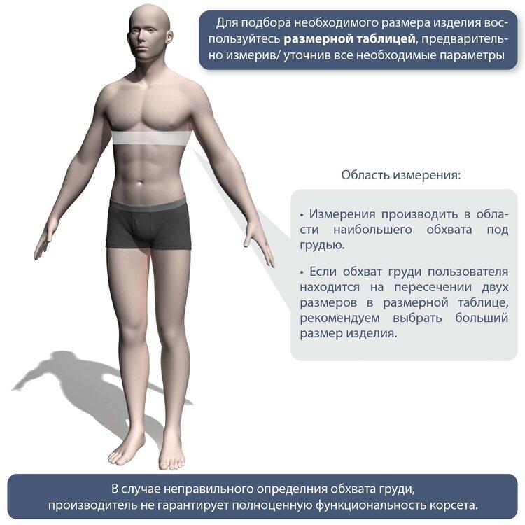 Корсет ортопедический (реклинатор) КК-10Д детский - фото pic_8063697dcb16b3f832f77aa8d612f792_1920x9000_1.jpg
