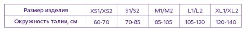 Корректор осанки Тривес Т.50.25 (Т-1775) усиленный, при росте до 175 - фото pic_b20c266631ff600c891183c3abdb340a_1920x9000_1.png