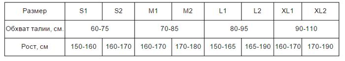 Корсет грудо-пояснично-крестцовый КГК-110 - фото 1