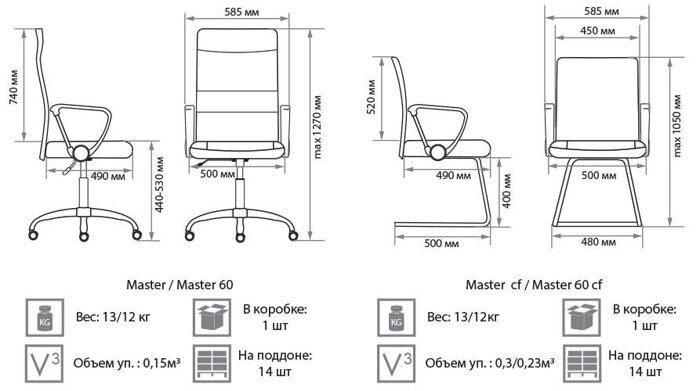 Кресло для персонала Master - фото pic_d80a0bd0a5bfb52_700x3000_1.jpg