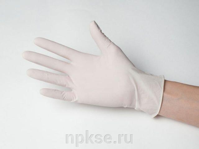 Перчатки для работы с линзами