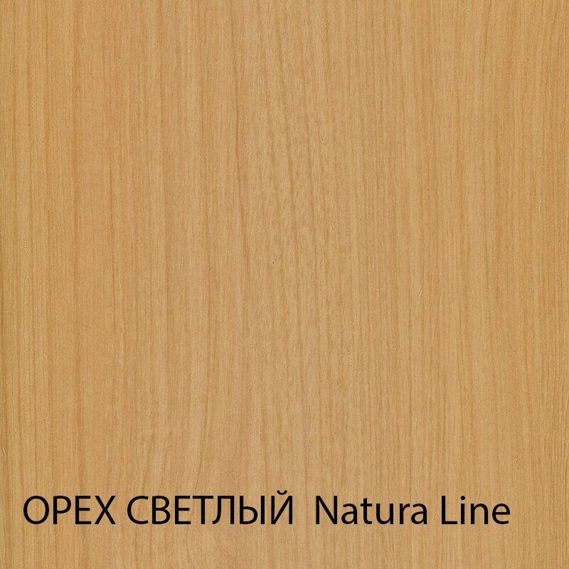 Дверь межкомнатная экошпон Турин 526.122 - фото Межкомнатные двери Орех светлый Симферополь