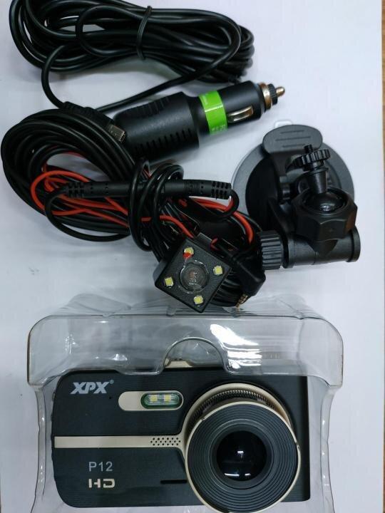 Aвтомобильный видеорегистратор xpx p12 c двумя камерами - фото pic_c245f6d32344db0687191adbfd14be20_1920x9000_1.jpg