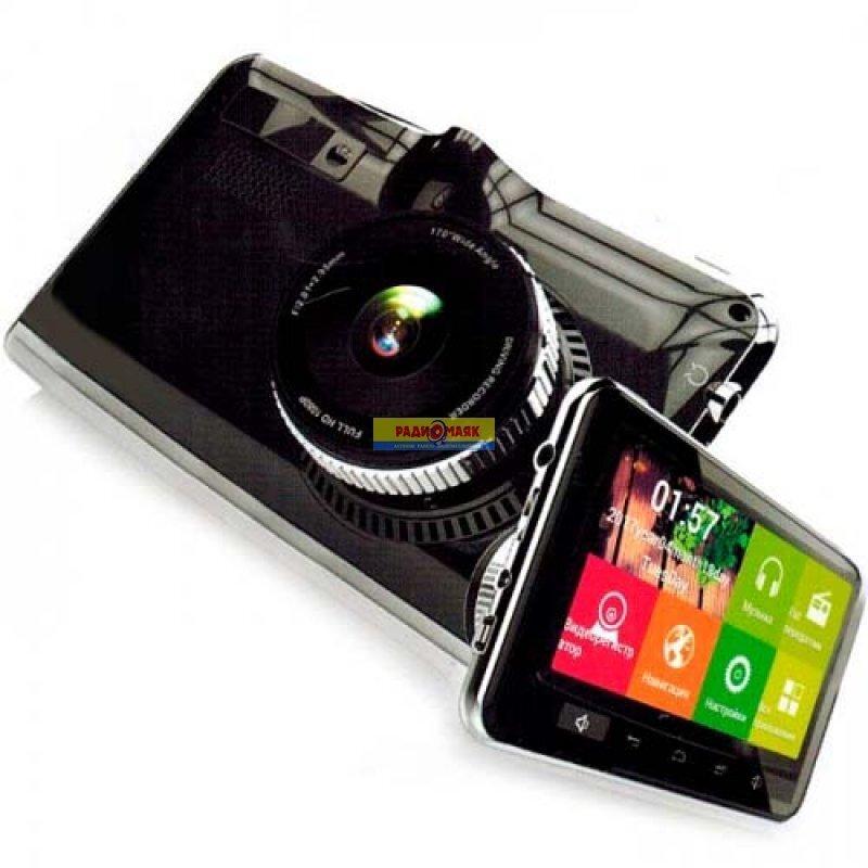 Автомобильный видеорегистратор XPX ZX577 с двумя камерами с GPS-навигатором и антирадаром - фото pic_66618e0c1daf47495907b8b8ea8d286c_1920x9000_1.jpg
