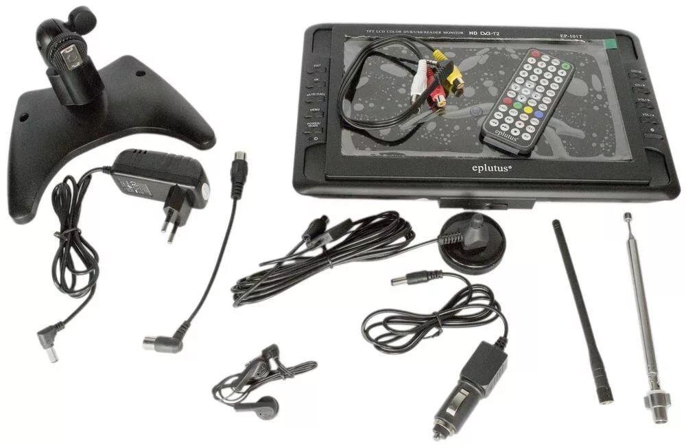 Портативный цифровой  телевизор Eplutus EP-101T - фото pic_88b3b7e4be3f87e56e91a8fbb013a29c_1920x9000_1.jpg