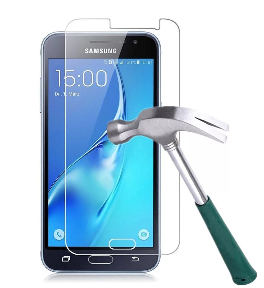 Защитное стекло Samsung Galaxy J1 mini 2016 0.3мм 2.5D - фото pic_e644ea0a30ea432d02ab7941188e5f14_1920x9000_1.jpg