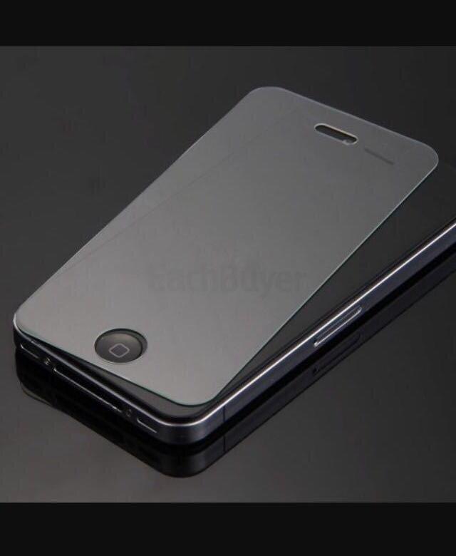 Защитное стекло подходит для IPhone 4/4S матовое 0.26mm - фото pic_938d707b48721fdc4ab42383c5bfc638_1920x9000_1.jpg