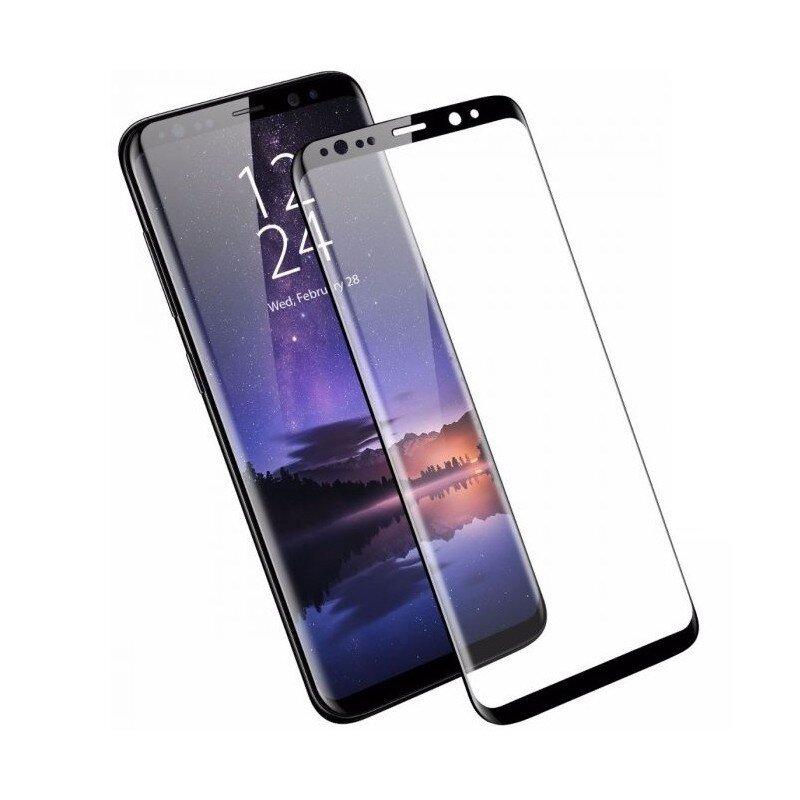 Стекло защитное 3D 0.3 mm  для Samsung S8 Black - фото pic_e306b0854d66d10bca580fbf542720ae_1920x9000_1.jpg