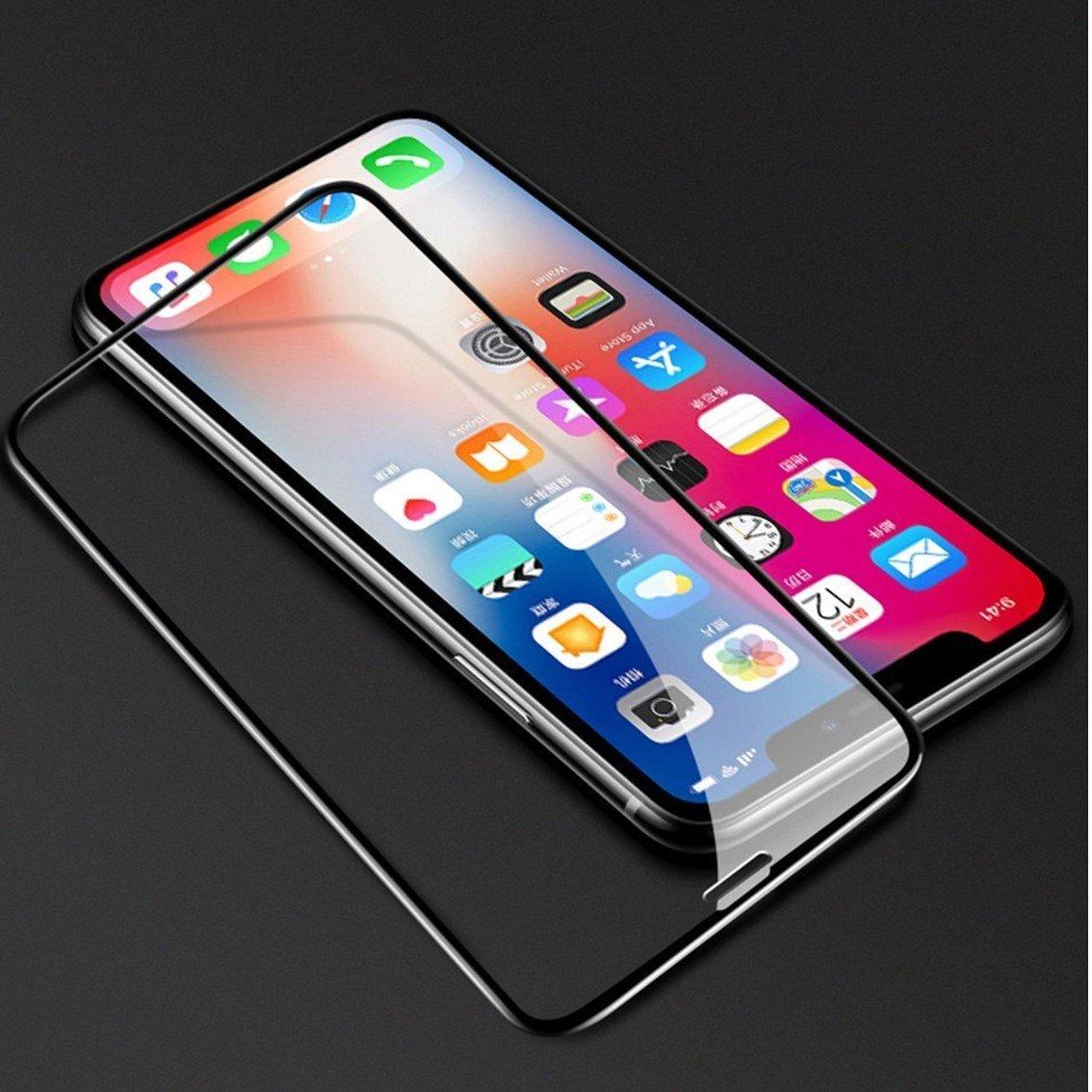 Защитное стекло подходит для IPhone XS MAX с рамкой  матовое антибликовое  Full Glue - фото pic_717c511b907a71b5859a79a222a734ee_1920x9000_1.jpg