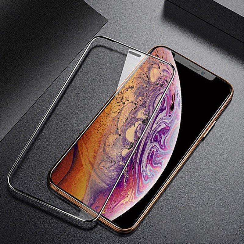 Защитное стекло подходит для IPhone XS MAX 3 D с тонкой рамкой - фото pic_c07f9f6db7ae70d75c573a03c6e30167_1920x9000_1.jpg