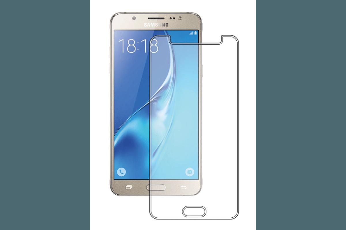 Защитное стекло Samsung Galaxy J5 (2016) 0.3мм 2.5D - фото pic_417508225a89776e7339704acae1ae41_1920x9000_1.png