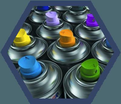 ПрофСнаб - фото Аэрозольная краска