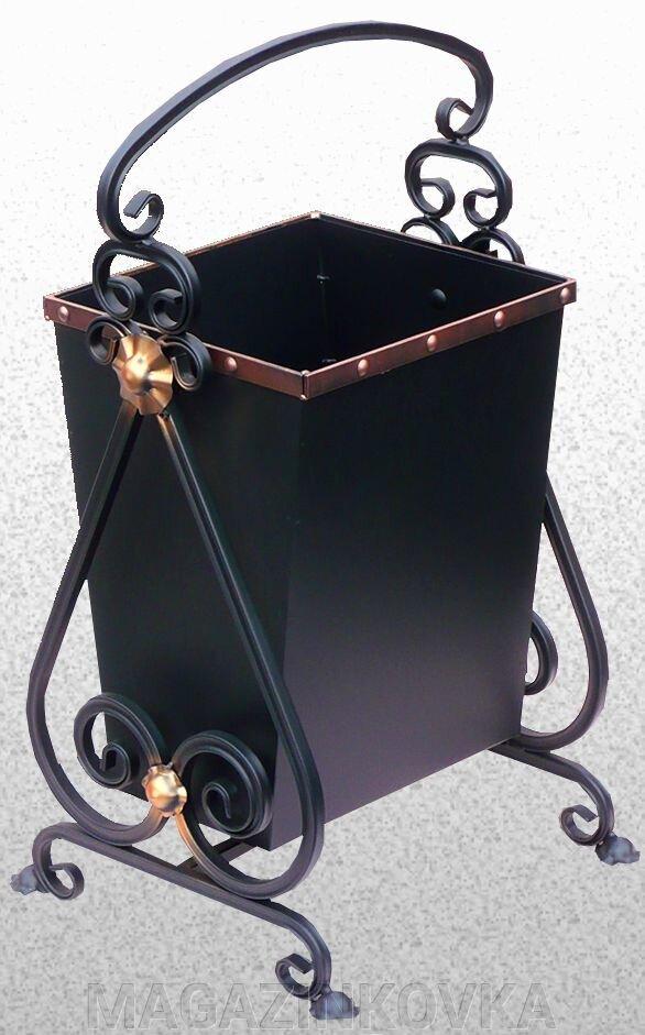 Урны кованые металлические и контейнеры ТБО - фото pic_3dec609adbab5ea749956ef16e7f4870_1920x9000_1.jpg