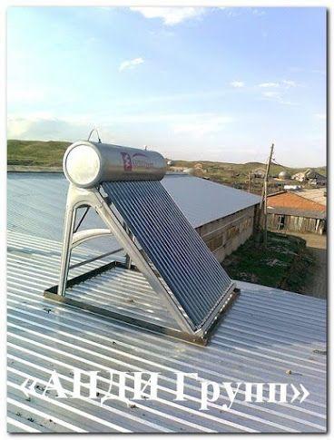 солнечный коллектор для фермерских хозяйств