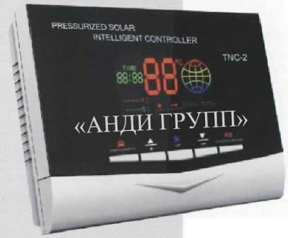 Солнечная сплит-система - фото контроллер солнечного коллектора