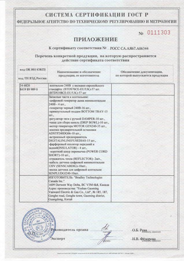 Сертификация - фото 2