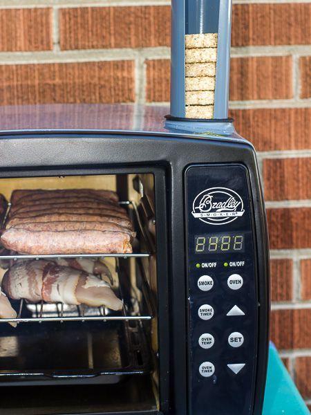 Обзор коптильни Bradley 2 Rack Smoker - фото 3