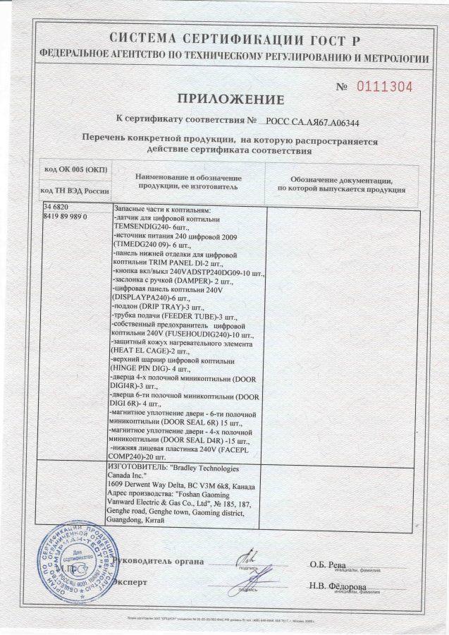 Сертификация - фото 3