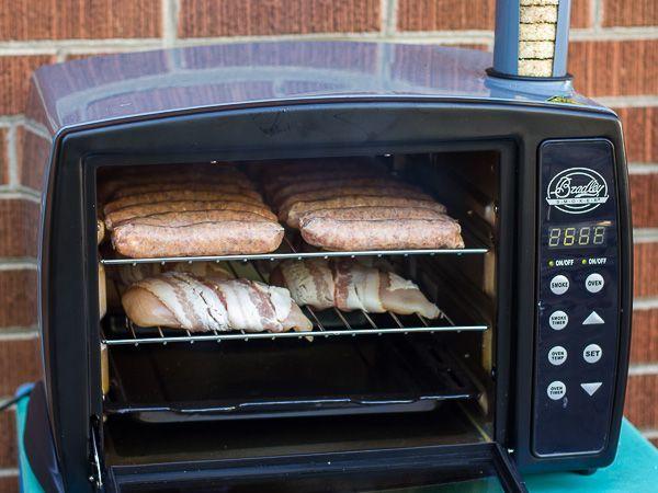 Обзор коптильни Bradley 2 Rack Smoker - фото 1