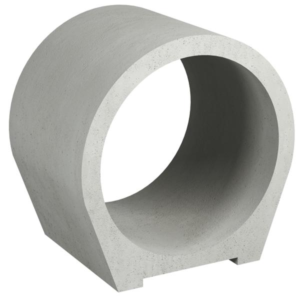 Звено средней части трубы
