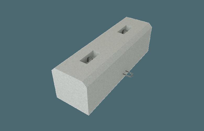 Блок кордона серия 3.501.1-177